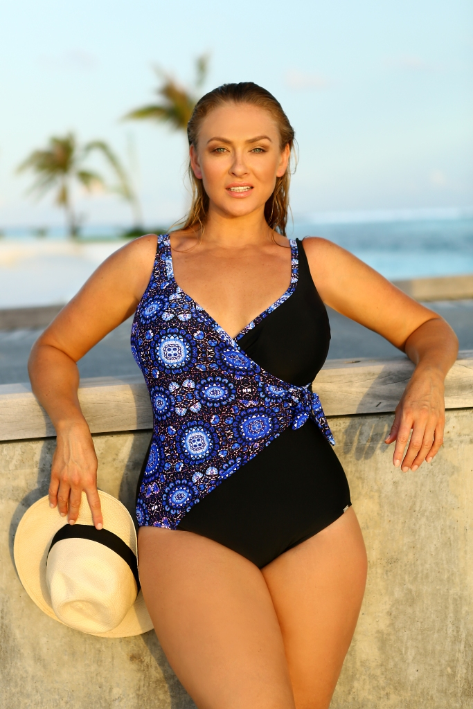 Capriosca.Swimwear-Belinda Capriosca Cancun Crossover One Piece