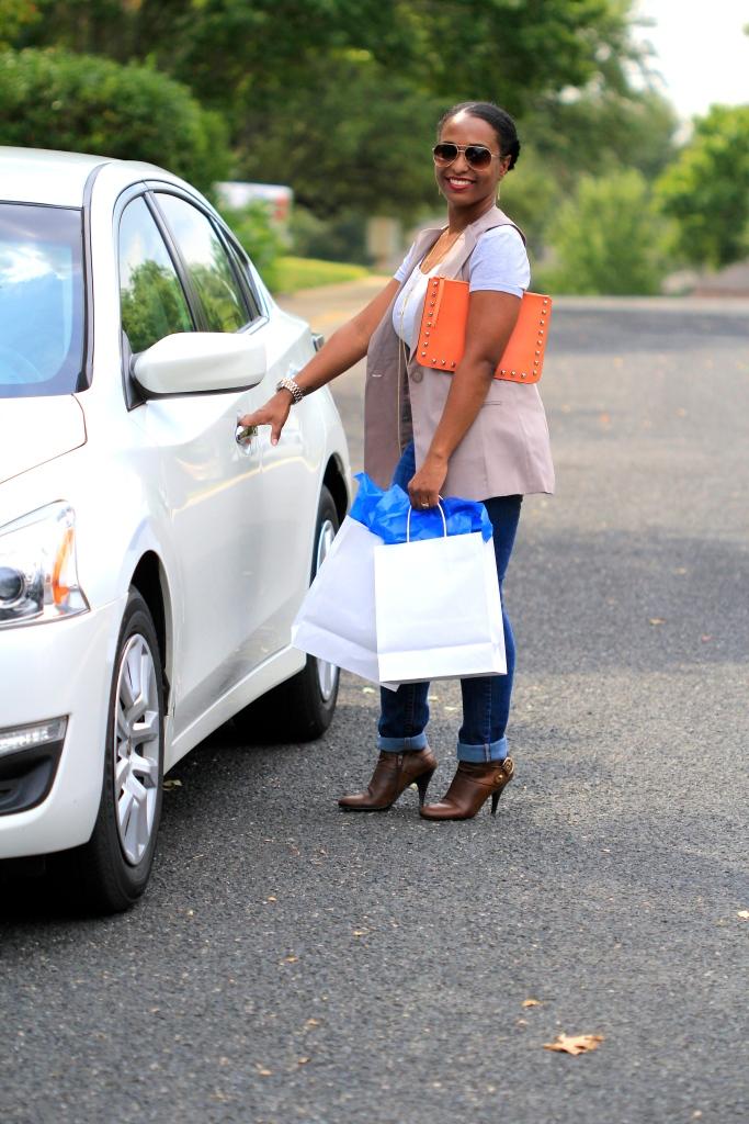 taupe womens vest blue labels boutique