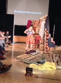 Bradford Mumpower - Spirit Fashion Show 2016- CMU