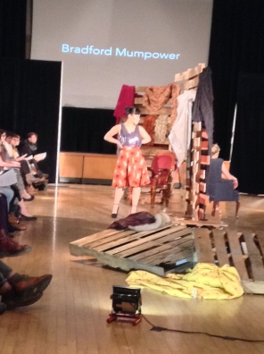 Bradford Mumpower - Spirit Fashion Show 2016- CMU