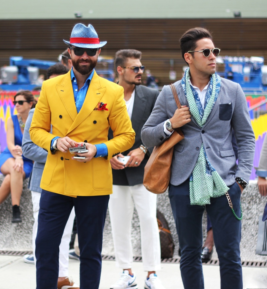 pic of well dressed men wearing blazers