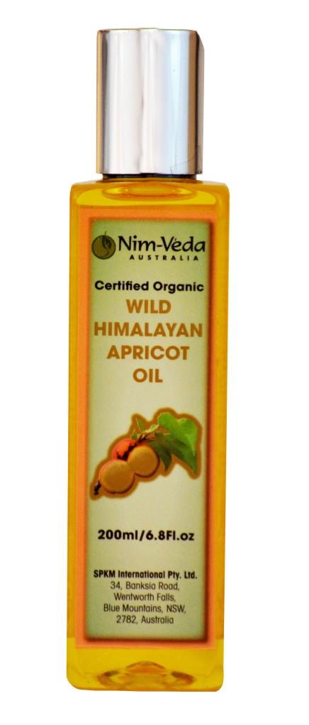 Nim-Veda Apricot Oil
