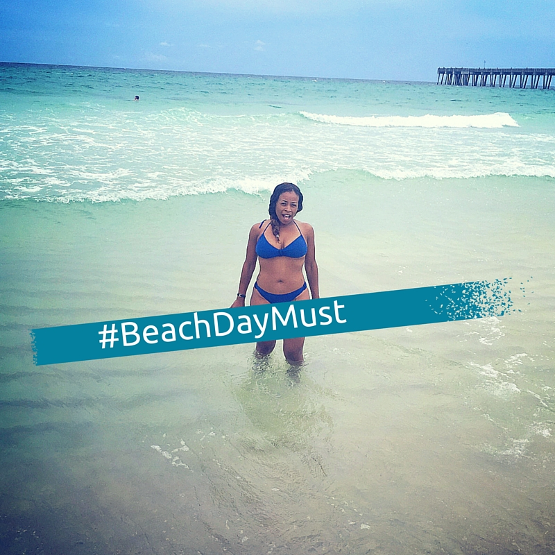 #beachdaymust twerk proof blue labels boutique