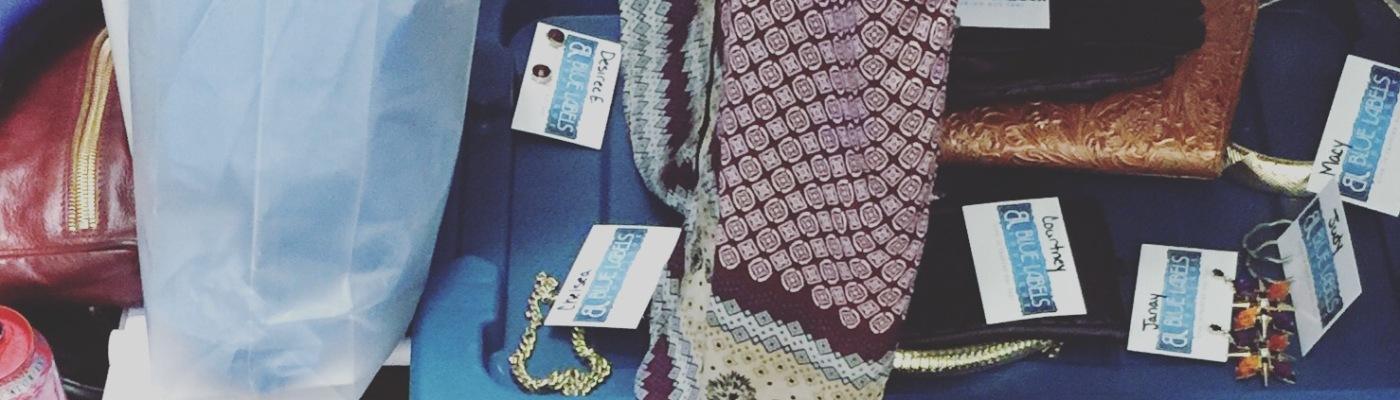 blue labels boutique behind the scenes