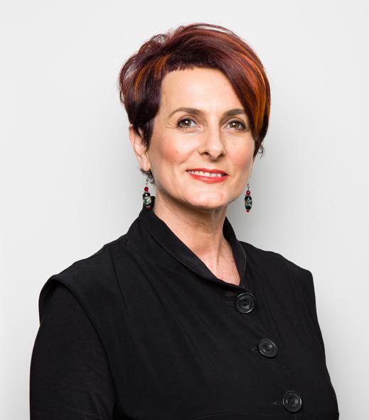 Susana Montero owner of La Unica Hair Salon