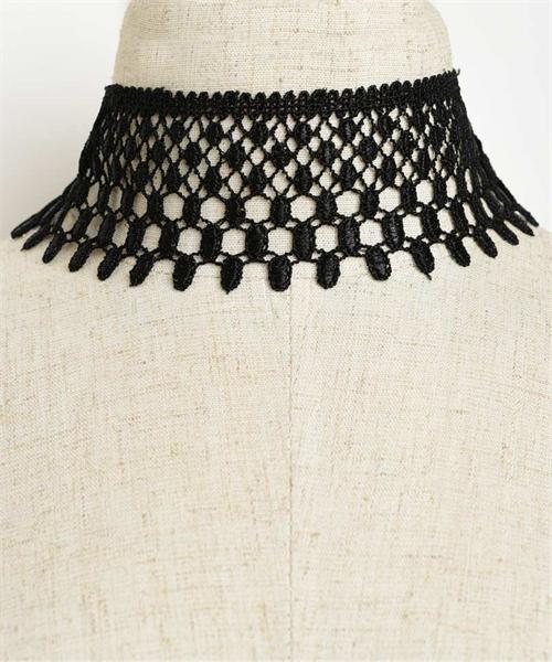 blacklacechoker