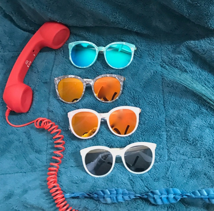 oversized womens sunglasses blue labels boutique