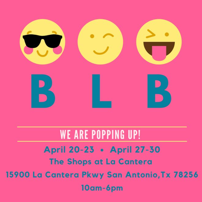 la cantera san antonio pop up shop