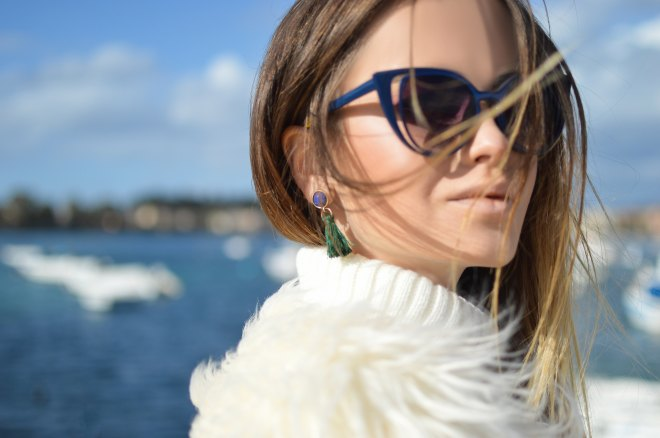 women wearing sunglasses fashion not fear