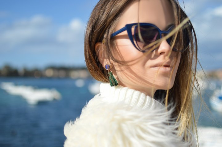 women wearing sunglasses fashion not fear