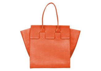 Structured-Tote-Flaps-Tangerine-500x352