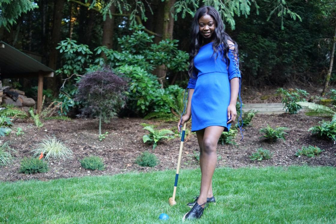 sophia Griffith miss black teen us ambassador