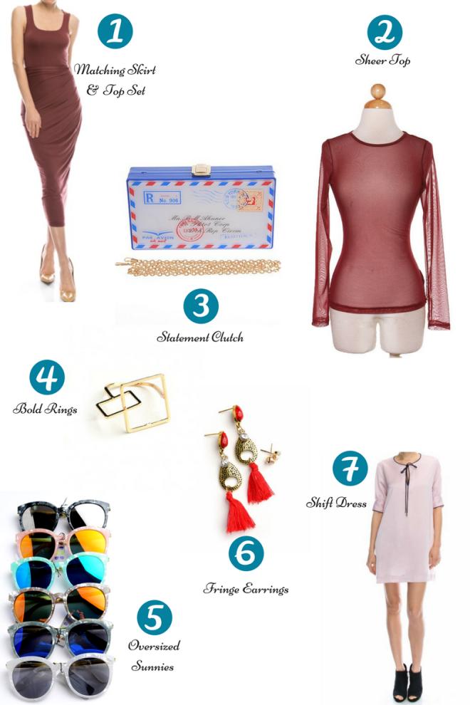 7 all season fashion essentials blue labels boutique