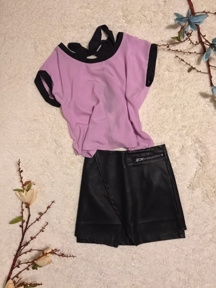 purpleoutlinetopbluelabelsboutique