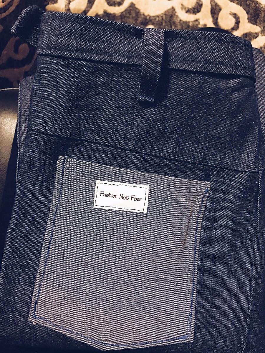 fashionnotfear denim skirt