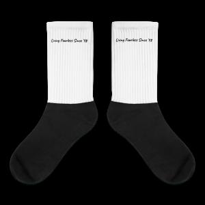 living-fearless-since-socks