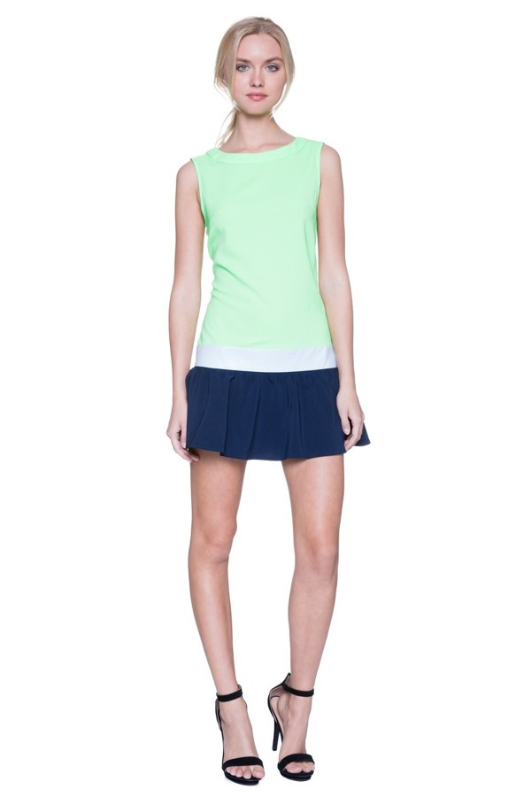 neontennisskirtdress