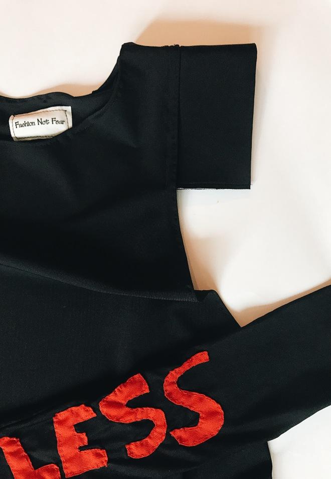 womansblacktshirtdressbluelabelsboutique.JPG