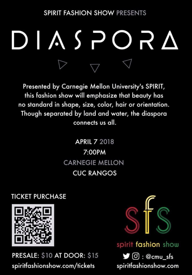 2018SPIRITfashionshowticket