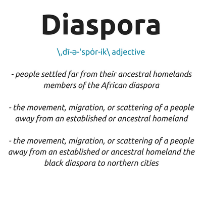 diasporadefined