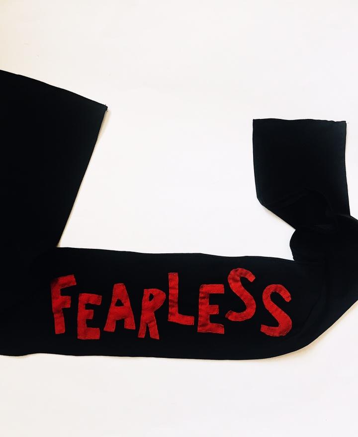 fearless belt tie belt