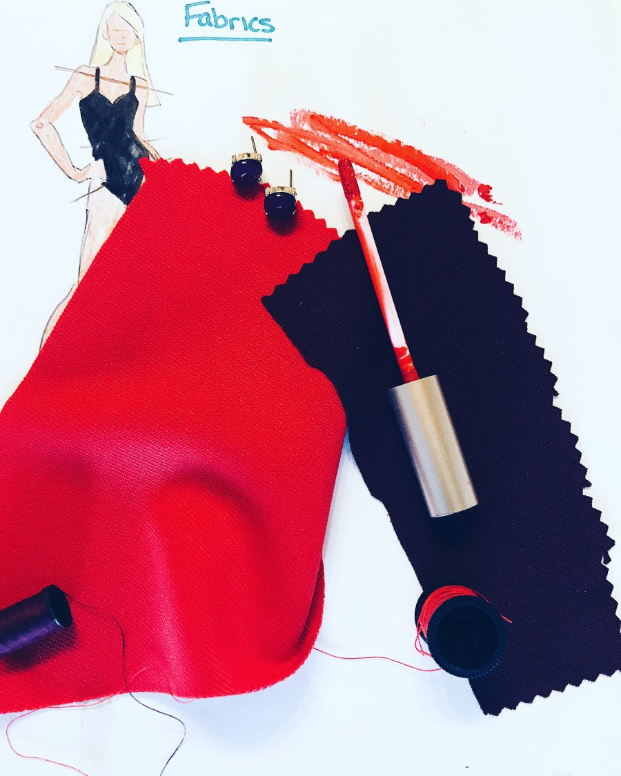 fabric swatches fashion not fear
