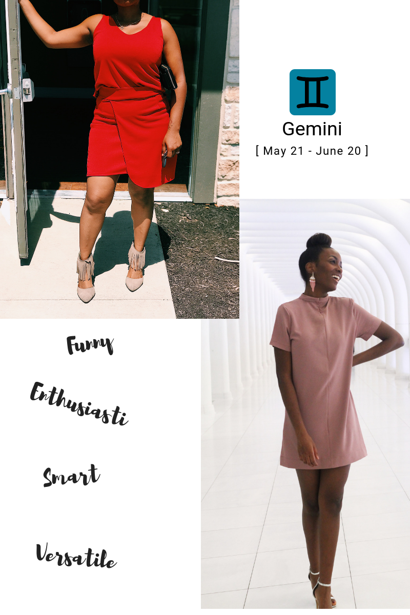 gemini red skirt and top mod shift dress