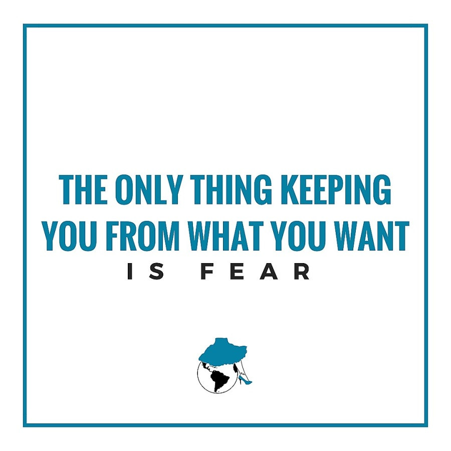 Fearless Woman quote