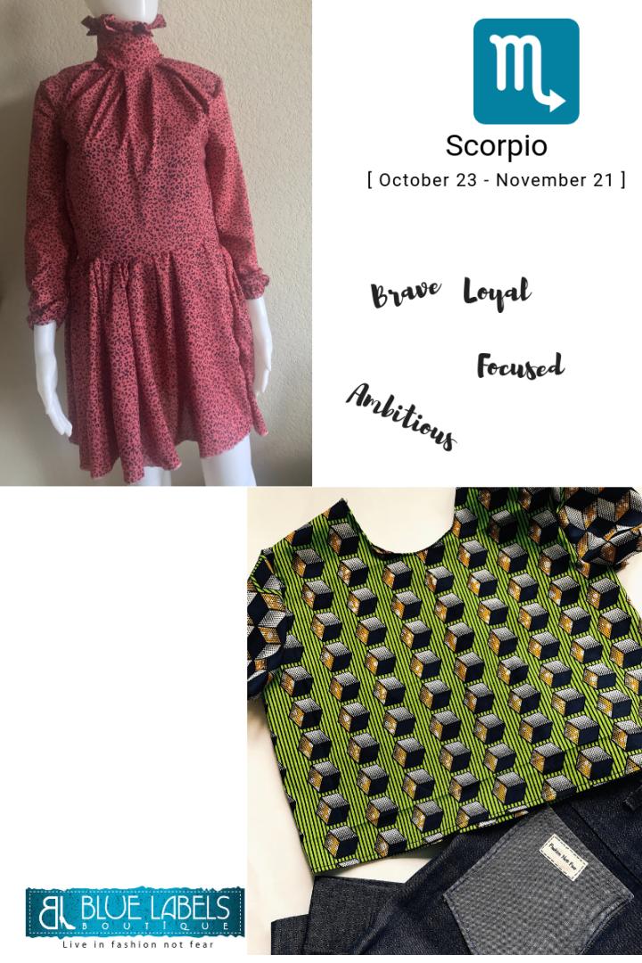 scoria animal print dress african print top and denim skirt