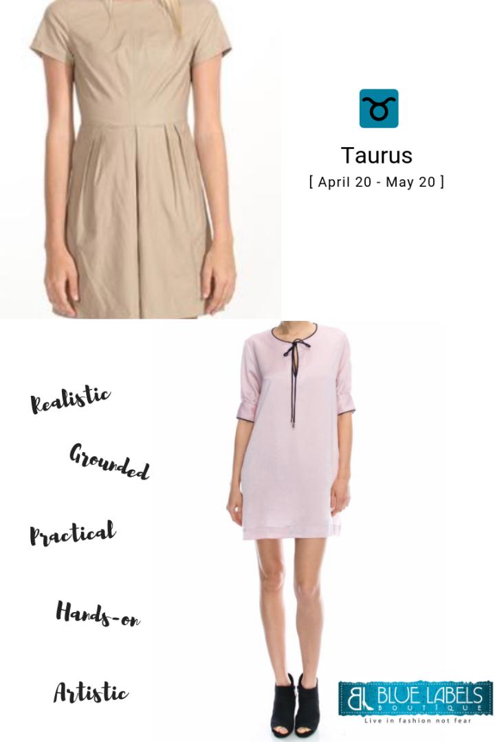 taurus leather dress pink shift dress