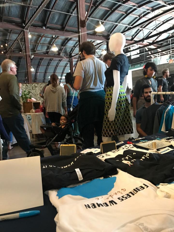 blue labels boutique pop up shop