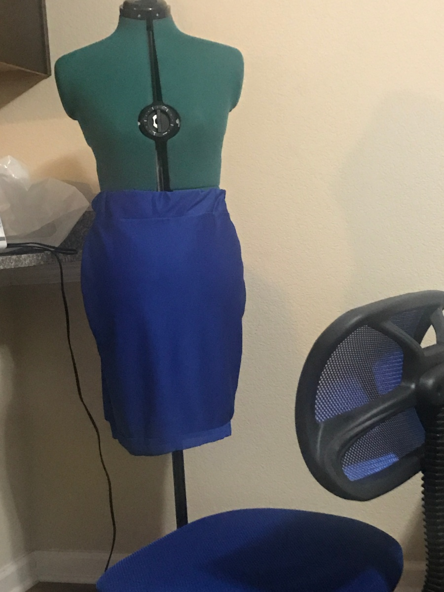 sewing mannequin