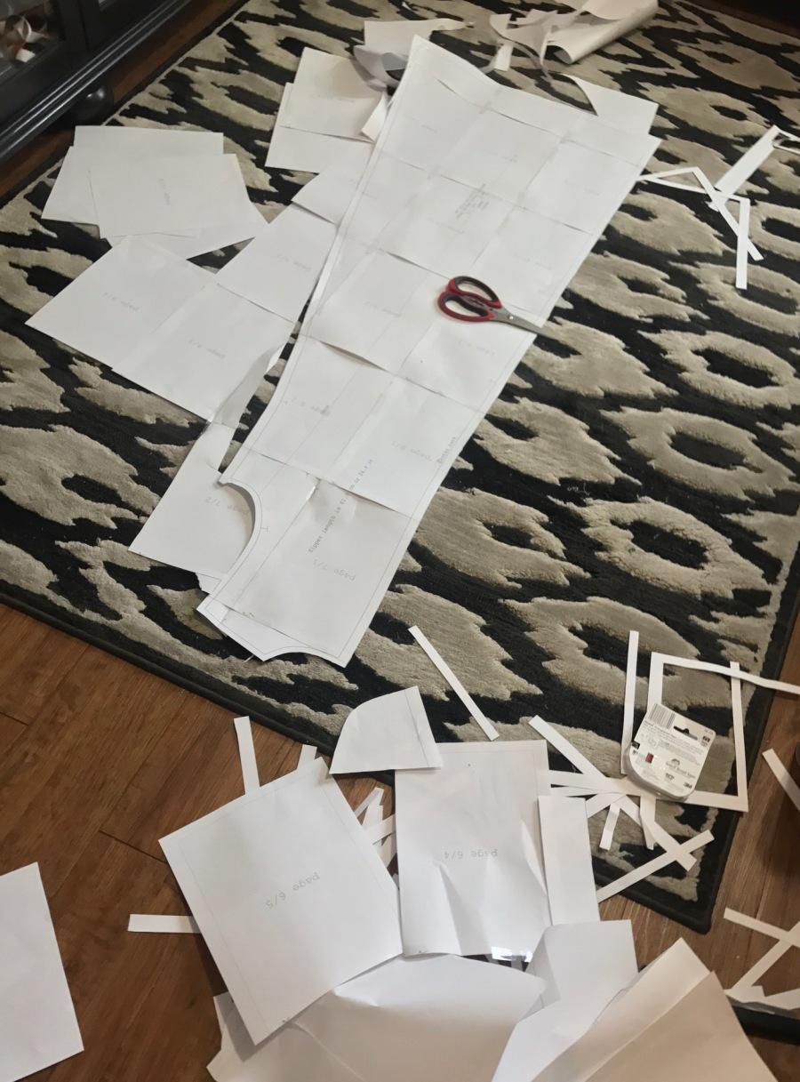cuttingpaperpatterns