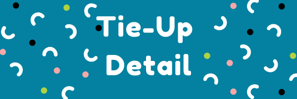 tie up detail dress