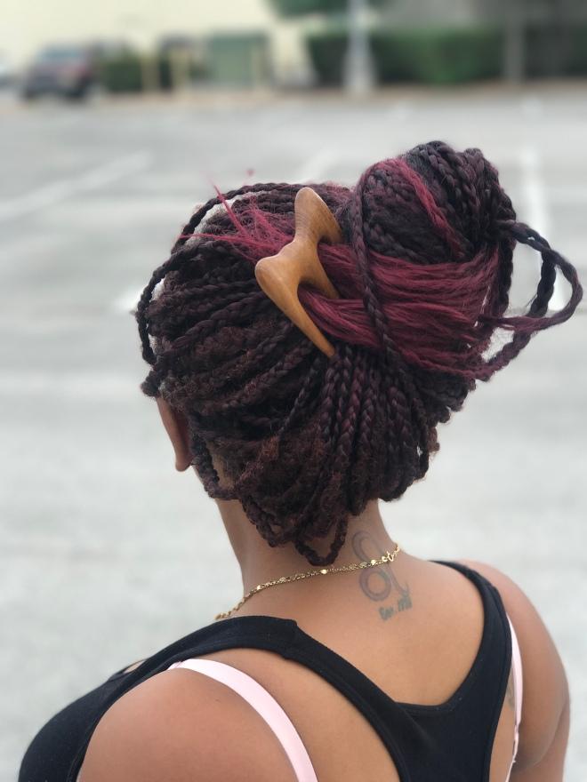 SAYA Designs Hair Sticks