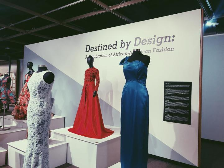 african American museum outs art exhibit