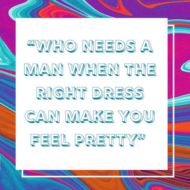 Fearless fashion mantra