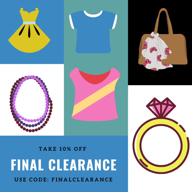 coupon for 10% off clearance
