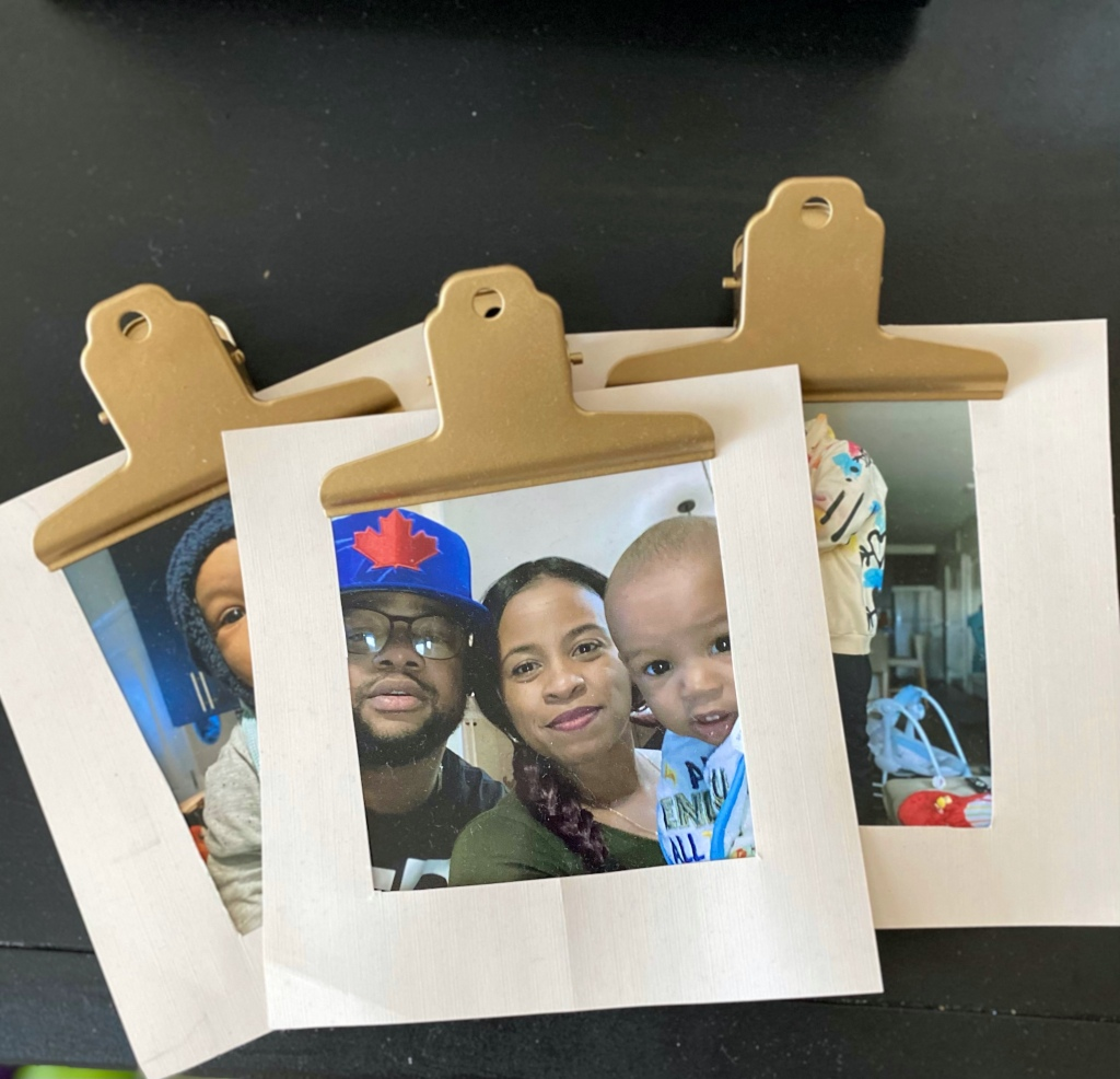 Pictures of black family