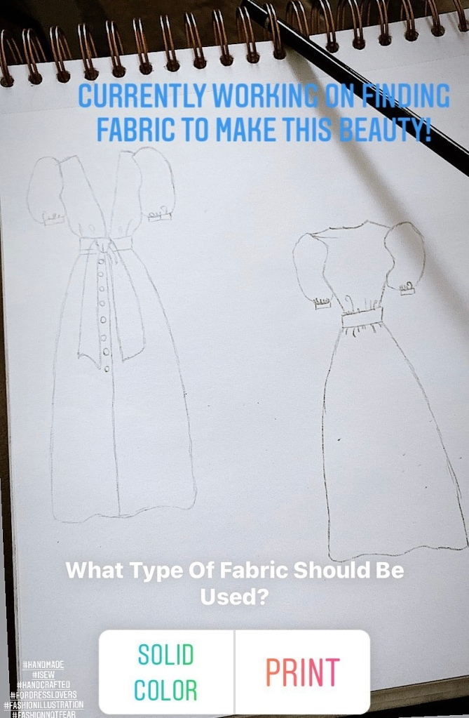 Fabric poll